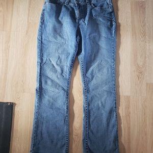 Sz 14 Curvy fit Lee boot cut Jean's NWOT
